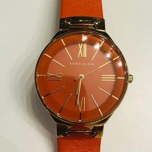 Anne Klein Orange Women's Watch